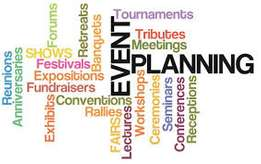 Powerful event planning