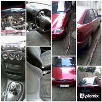 ford escort with FSH and no rust for sale R23000
