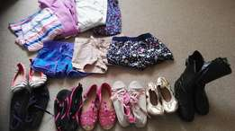 Girls clothes 7-8'years
