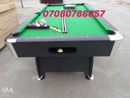 Ordinary snooker pool table