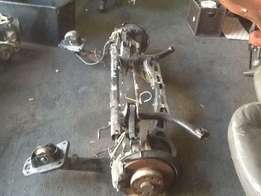 Mazda 3 complete rear suspension for sale