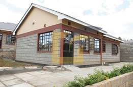 3-Bedroom Bungalows on Sale off Exit 16 Thika Superhighway