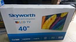 40 inch SKYWORTH Digital TV!