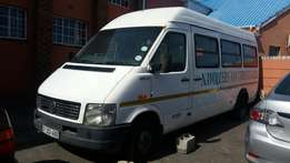 2004 VW LT46 22 seater bus