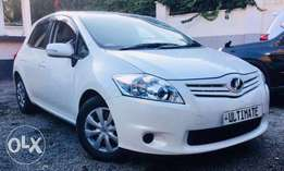 Toyota auris new shape just arrived at 1,199,999