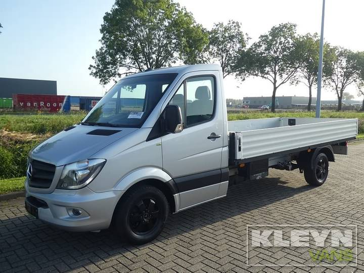 Mercedes-Benz SPRINTER 319 CDI maxi airco trekhaak - 2017