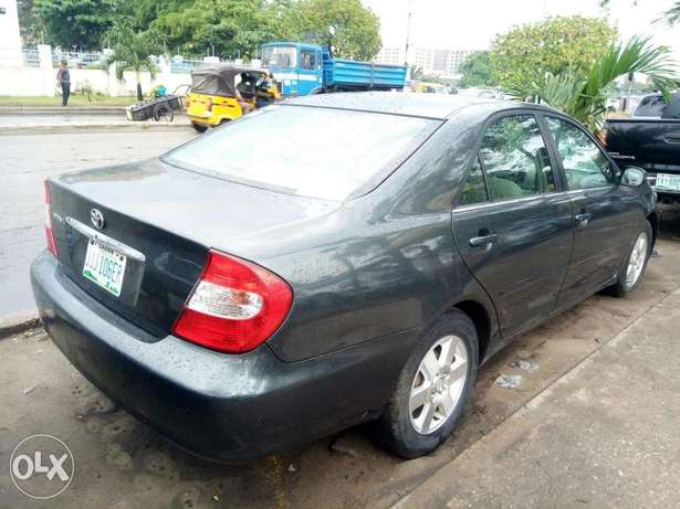 Few Months Used 2003 Toyota Camry LE For N1.4M Amuwo Odofin - image 8
