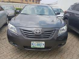 Clean Toyota Camry 2008 model,