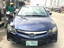 Bought Brand New 2007 Honda Civic ( Reverse Camera/TV/DVD/Aux)