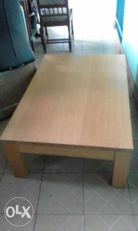 Solid wood matching tv cabinet, coffee table, dinning tables Nairobi CBD - image 3