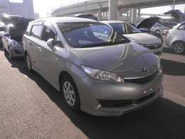 Toyota wish 2010 special offer
