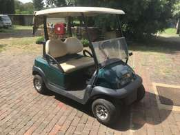 Club Car modified cart