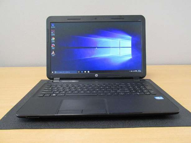 Sweet Deal HP 15 Laptop 15.6 Intel Core i3 4GB Ram 500GB Hdd Windows Nairobi CBD - image 1