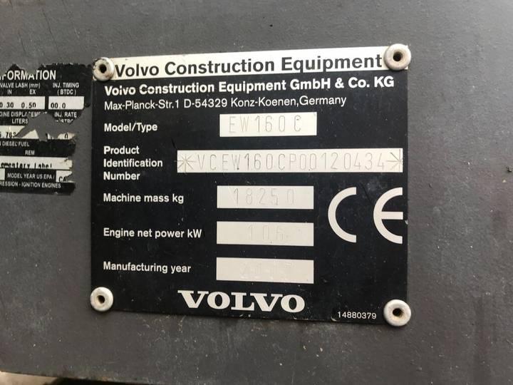 Volvo EW 160C - 2007 - image 9