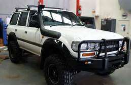 80 Series Land Cruiser Snorkel kit