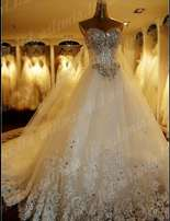 Order your wedding gown today from china,europe and usa