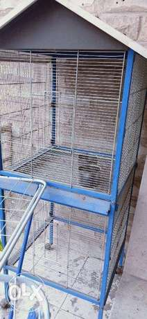For sale one birdcage