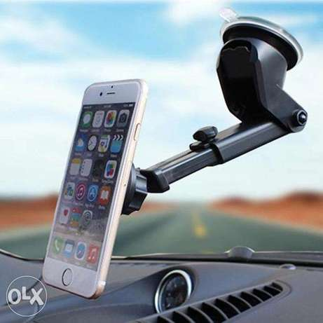 Long Neck One Touch Universal Magnetic Car Mount