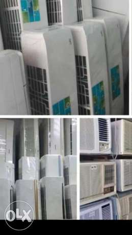 A/c sell with installation & buy