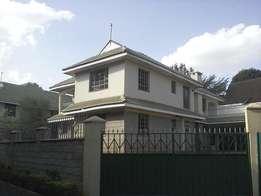 4 Bed all ensuite Town House off Kiambu Road