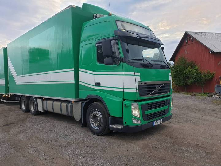 Volvo Fh16 550 - 2011