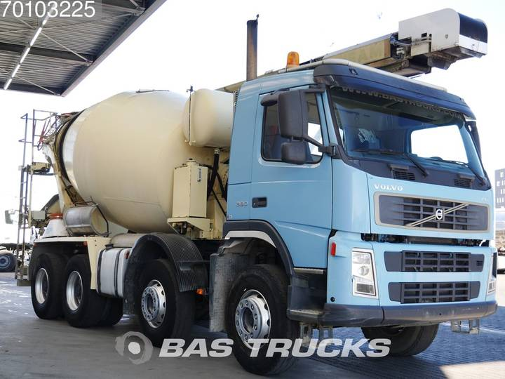 Volvo FM9 380 8X4 Manual Big-Axle Theam-13.2m-Förderband - 2006 - image 18