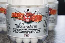 Cherry Bomp Glass Breaker
