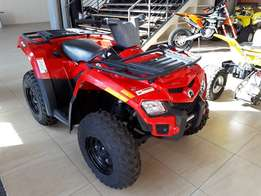 2015 Can-am 400 Outlander R69 900