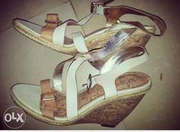 Ladies wedge sandal for sale