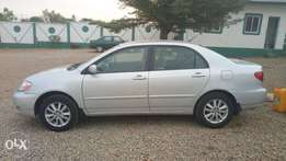 Toyota corolla 2006 in perfect condition.
