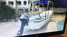 fishing boat 20ft