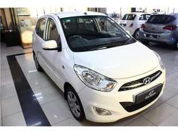 2014 Hyundai i10 1.1 GLS Hatchback in White
