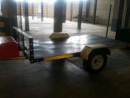 Trailer - Flat Bed