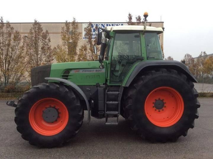 Fendt 930 tms - 2005
