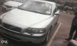 2004 model, Vovol S60,automatic gear,tokunbo