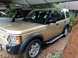 Land Rover Discovery3 local (2005)