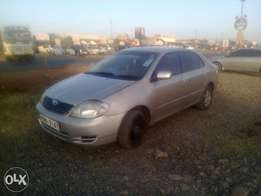 Toyota NZE,Automatic very clean