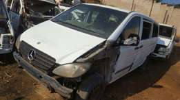 Mercedes Benz Vito 115cdi / 112cdi - breaking for parts