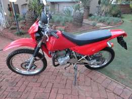 Looking for a Honda bike for R6000