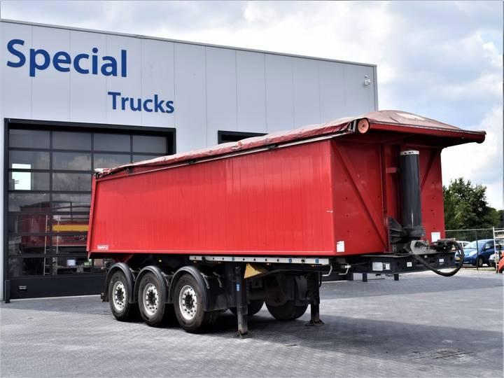 Langendorf SKA 24/29 28m3 Tipper trailer - 2011