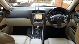 2011 lexus is250 ex