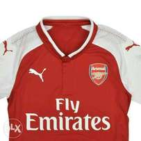 Arsenal red home Jersey