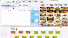 Point of Sale Software for Restaurants;Fast Foods,Pizza & Coffee Shops