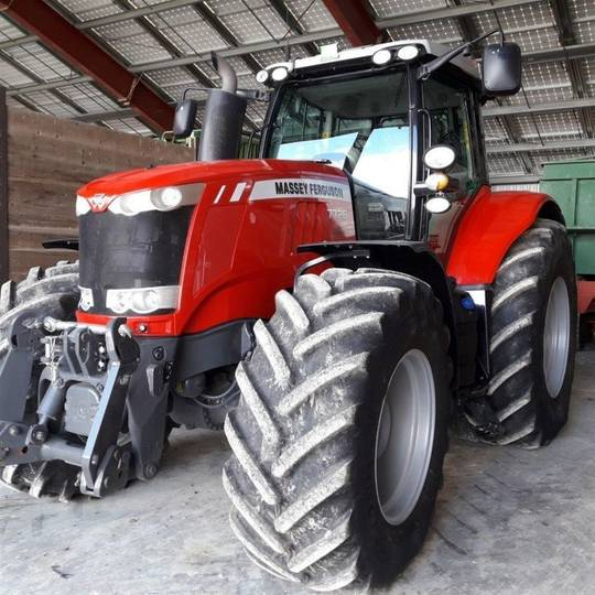 Massey Ferguson 7726 dyna 6 exclusive - 2017