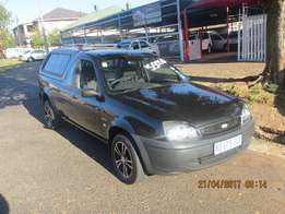 Ford Bantam 5 Speed manual bakkie with canopy aircon
