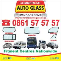 Windscreen installations