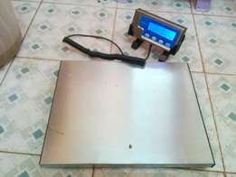 Weighing scale brecknell (salter) brand 120kg