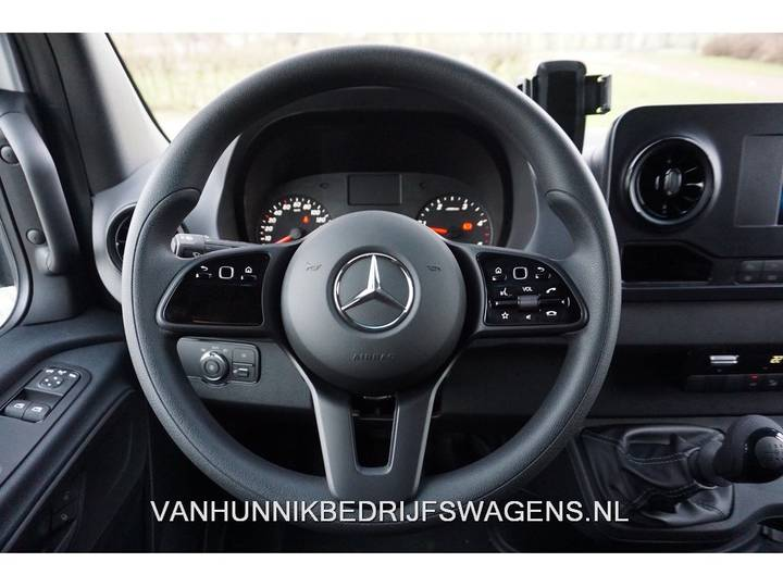 Mercedes-Benz Sprinter 516 CDI L3H2 Navi Airco Camera Gev. Stoel Alarm ... - 2019 - image 11