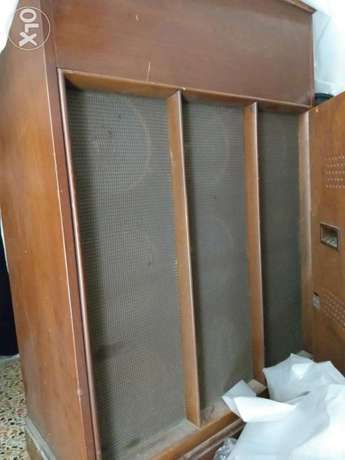 Leslie speaker for Hammond B3