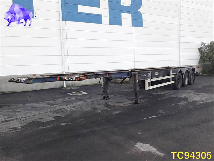 LAG 45\' Container Transport - 2002